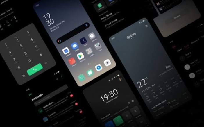 List of devices for get ColorOS 7 in April