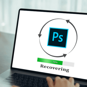 How to Recover Unsaved Photoshop File and Recover Deleted PSD Files?