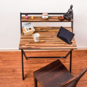 Looking to setup your 'home office'? Checkout this super efficient table!